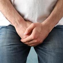 posisi penis di celana dalam