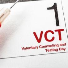 Kepanjangan VCT adalah voluntary counselling and testing