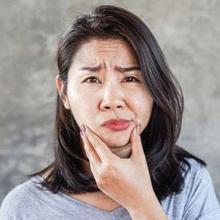 Wajah tidak simetris dapat terjadi karena perubahan struktur gigi