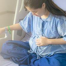 Penyebab gagal induksi persalinan adalah komplikasi kehamilan