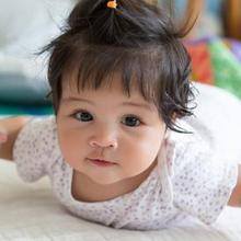 Mata bayi terus berkembang semenjak kelahirannya