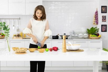 Menu diet saat puasa bisa dengan mudah dimasak sendiri