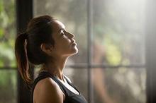 Pranayama adalah salah satu komponen utama dari yoga.