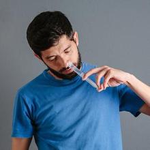 Prosedur cuci hidung untuk penderita sinus