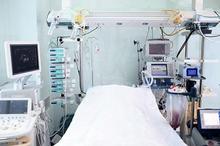 Gambar ruang ICU beserta alat-alat medis di dalamnya