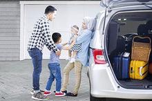 Praktekkan tips mudik bersama anak agar perjalanan Anda dan keluarga menjadi lancar