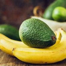 buah tinggi kalori