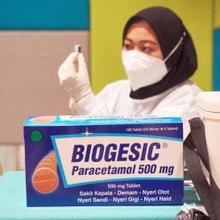 Event program vaksinasi Biogesic dan SehatQ