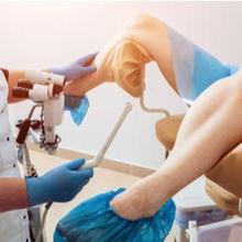 USG Transvaginal dapat menunjukkan penyakit di vagina dan sekitarnya