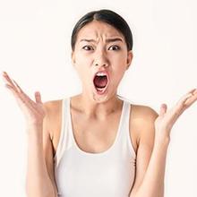 marah tanpa sebab bisa dipicu oleh stres dan kurang tidur