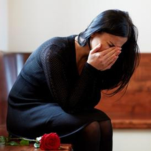 Kesedihan setelah ditinggal pasangan