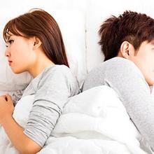Stres adalah salah satu faktor suami tidak bergairah di ranjang