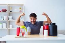 Minuman protein merupakan salah satu suplemen penambah berat badan yang paling populer