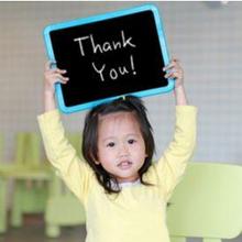 Cara berterima kasih perlu diajarkan pada anak sejak dini