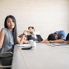 Toxic productivity membuat Anda memiliki ekspektasi yang tidak realistis