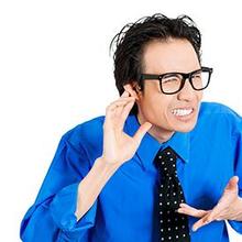Trauma akustik bisa terjadi karena mendengar suara dengan desibel tinggi