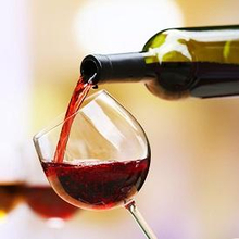 Anggur merah yang dioplos dengan susu dan soda bisa berbahaya