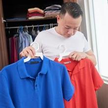 Baju baru wajin dicuci untuk menghindari dampak negatif bagi kesehatan Anda