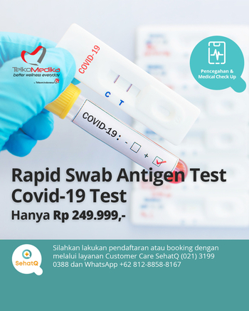 Swab Test Antigen - Klinik & Laboratorium Telkomedika