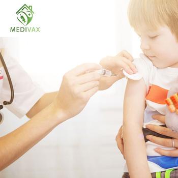 Vaksin Hepatitis A Anak AVAXIM 80 - Rumah Imunisasi Medivax