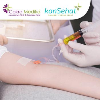 Promo Injection Vitamin C - Lab Klinik dan Kesehatan Cakra Medika