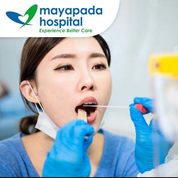 PCR Swab Test COVID-19 Silver (Hasil 1 Hari) - Mayapada Hospital