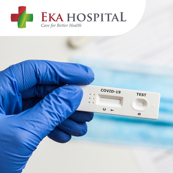 Rapid Test COVID-19 Serologi - Eka Hospital