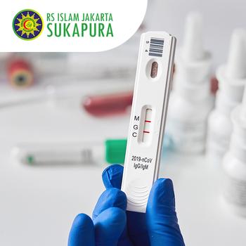 Rapid Test COVID-19 - RS Islam Jakarta Sukapura