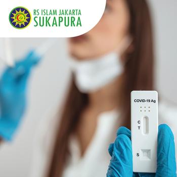 Rapid Swab Antigen Test COVID-19 - RS Islam Jakarta Sukapura