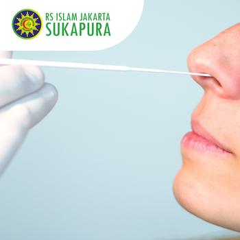 Swab PCR Test COVID-19 (Hasil 1 Hari) - RS Islam Jakarta Sukapura