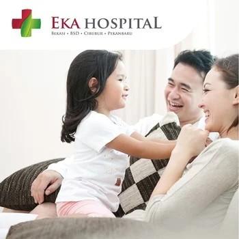 Swab PCR Test COVID-19 (Hasil 2-3 Hari) - Eka Hospital