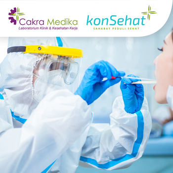 Promo Swab Test Antigen - Laboratorium Klinik dan Kesehatan Cakra Medika