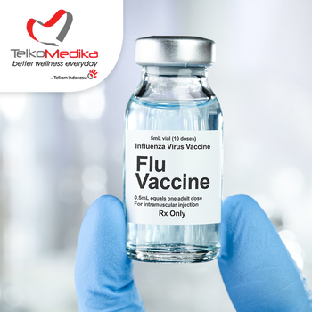 Vaksin Influenza Trivalen - Klinik dan Laboratorium Telkomedika