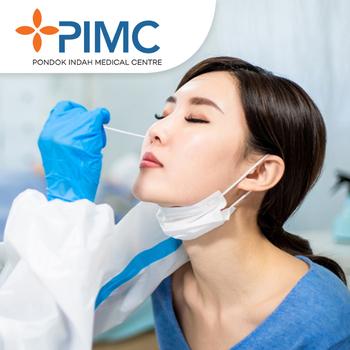 Swab PCR Test COVID-19 (Hasil 1 Hari) - Pondok Indah Medical Centre