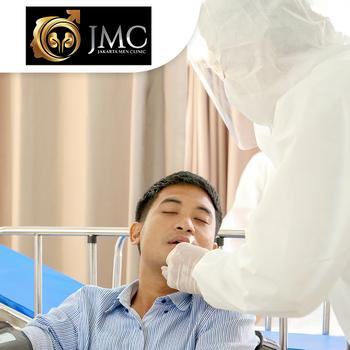 Swab PCR Test COVID-19 (Hasil 1 Hari) - Jakarta Men Clinic