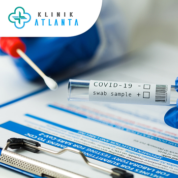 Swab PCR Test COVID-19 (Hasil 1 Hari) - Klinik Atlanta