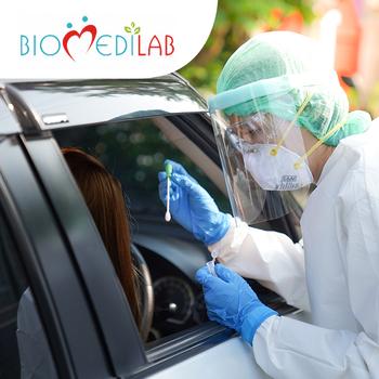 Rapid Swab Antigen Test COVID-19 - Laboratorium BiomediLab