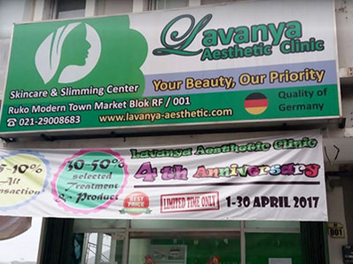 Lavanya Aesthetic Clinic - Modernland