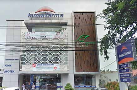 Laboratorium Klinik Kimia Farma - Kebayoran di Jakarta Barat