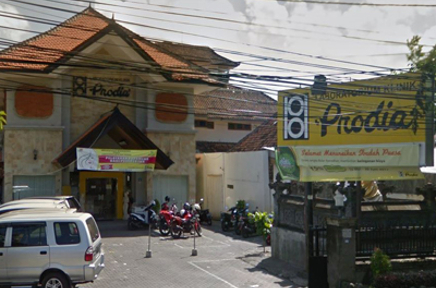 Laboratorium Klinik Prodia Denpasar di Denpasar