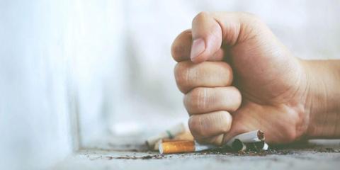 3 Cara Berhenti Merokok Secara Alami dengan Asupan Sehat