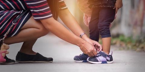 Cara Memilih Sepatu Yang Benar