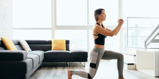 5 gerakan olahraga mudah untuk bentuk tubuh ideal