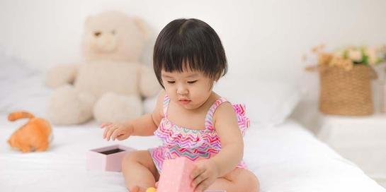 Bakat anak bisa dikembangkan lewat permainan.