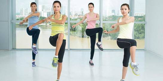 Cara hidup sehat dengan berolahraga