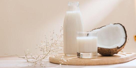 Pengganti santan ada banyak macamnya, mulai dari susu almond hingga Greek yogurt.