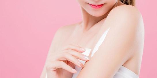 Handbody pemutih dapat mencerahkan kulit