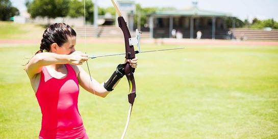 Selain sehat, olahraga memanah dapat melatih pikiran fokus