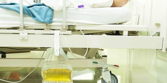 kateter urine
