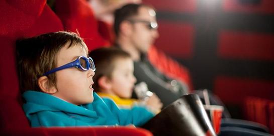 Telinga balita ternyata mampu mentolerir suara dari film yang diputar saat nonton bioskop